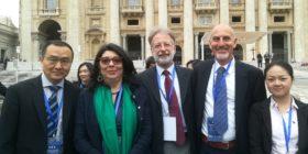 Una giornata storica con la delegazione di Medicina Cinese in Vaticano